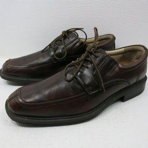 Florsheim Shoes - Florsheim Oil Tanned Leather Split Toe Oxfords 9 D